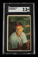 Stan Musial 1953 Bowman Color #32 (SGC 2.5) at PristineAuction.com