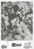 Walter Payton Signed Bears 6x9 Photo (Beckett LOA) at PristineAuction.com