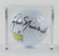 Jack Nicklaus Signed Golf Ball with Display Case (JSA LOA) at PristineAuction.com