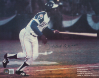 Hank Aaron Signed Braves 8x10 Photo (Beckett LOA) at PristineAuction.com