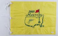 Jack Nicklaus Signed 2005 Master Golf Pin Flag (JSA LOA) at PristineAuction.com