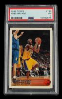 Kobe Bryant 1996-97 Topps #138 RC (PSA 7) at PristineAuction.com