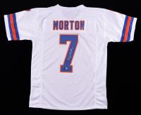 Craig Morton Signed Jersey (Beckett Hologram) (See Description) at PristineAuction.com