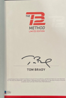 """Tom Brady Signed """"The TB12 Method"""" Hardcover Book (Beckett LOA) at PristineAuction.com"""
