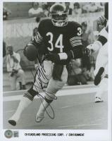 Walter Payton Signed Bears 8x10 Photo (Beckett LOA) at PristineAuction.com