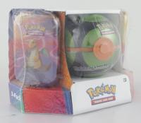 The Pokemom TCG: Poke Ball Tin with (2) Mini Tins at PristineAuction.com