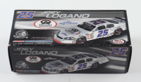 Joey Logano Signed LE #25 Joe Gibbs Driven Racing Oil 2008 Impala SS 1:24 Action Die Cast Car (Beckett COA) (See Description) at PristineAuction.com