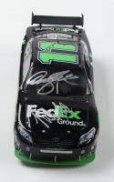 Mike Ford & Denny Hamlin Signed LE #11 FedEx Ground 2009 Camry 1:24 Action Die Cast Car (Beckett COA) at PristineAuction.com