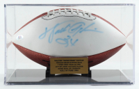 Walter Payton Signed NFL Football with Display Case (PSA LOA) (See Description) at PristineAuction.com