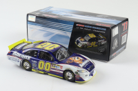 David Reutimann Signed LE #00 Aaron's 2011 Toyota Camry 1:24 Action Die Cast Car (Beckett COA) at PristineAuction.com