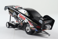 John Force Signed LE Driver of The Year 1997 Mustang Funny Car 1:24 Action Die Cast Car (Beckett COA) at PristineAuction.com