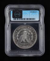 1879 Morgan Silver Dollar (ICG AU50) at PristineAuction.com