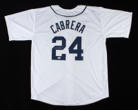 Miguel Cabrera Signed Jersey (JSA COA) at PristineAuction.com