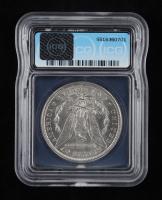 1886 Morgan Silver Dollar (ICG MS61) at PristineAuction.com