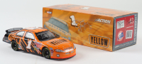Jamie McMurray Signed LE #1 Yellow Transportation 2003 Intrepid 1:24 Action Die Cast Car (Beckett COA) at PristineAuction.com