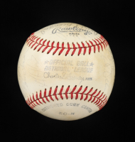 1979 Mets ONL Baseball Team-Signed by (27) with Jeff Reardon, Joel Youngblood, Ron Hodges, Dwight Bernard (Beckett LOA) at PristineAuction.com