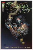 """Matt """"Batt"""" Banning Signed LE 1997 """"The Darkness Collected Editions"""" Issue #1 Top Cow Comic Book (JSA COA) (See Description) at PristineAuction.com"""