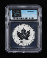 2016 $5 Five Dollar Canadian Grizzly Privy Mint Mark Silver Coin (ICG PR62) at PristineAuction.com