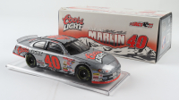 Sterling Marlin Signed LE #40 Coors Light 2002 Intrepid R/T 1:24 Action Die Cast Car (Beckett COA) at PristineAuction.com