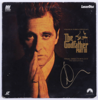 """Andy Garcia Signed """"The Godfather Part III"""" Vinyl Record Album Cover (JSA COA) (See Description) at PristineAuction.com"""