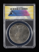 1934-D Peace Silver Dollar (ANACS EF 45) at PristineAuction.com