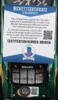 "Darrell ""Bubba"" Wallace Jr. Signed LE #43 Eckrich Autographed ARC Color Chrome 2018 Camaro ZL1 1:24 Action Die Cast Car (Beckett COA) at PristineAuction.com"