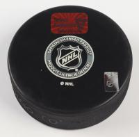 Cam Talbot Signed Wild Logo Hockey Puck (Talbot COA) at PristineAuction.com