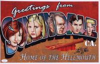 "Brian Kong Signed ""Buffy the Vampire Slayer"" 11x17 Poster (JSA COA) at PristineAuction.com"