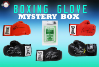 Schwartz Sports Signed Boxing Glove Mystery Box - Series 14 (Limited to 100) **MUHAMMAD ALI Autograph – Grand Prize** at PristineAuction.com