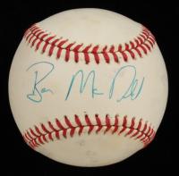 Ben McDonald Signed OAL Baseball (Beckett COA) at PristineAuction.com
