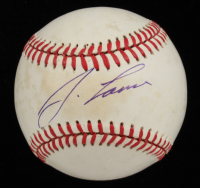 Jose Canseco Signed OAL Baseball (Beckett COA) at PristineAuction.com