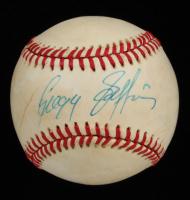 Greg Jefferies Signed ONL Baseball (Beckett COA) at PristineAuction.com
