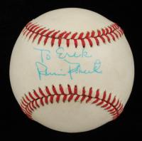 Robin Roberts Signed ONL Baseball (Beckett COA) at PristineAuction.com