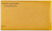 1959 United States Special Mint Set Envelope at PristineAuction.com