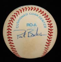 Pat Borders Signed OAL Baseball (Beckett COA) at PristineAuction.com