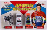 Vintage Jeff Gordon Sealed Set of (3) 1:64 Scale Cars at PristineAuction.com