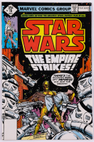"""1978 """"Marvel Comics Group: Star Wars: The Empire Strikes Back"""" Issue #18 Marvel Comic Book at PristineAuction.com"""