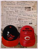 Original 1970 Orioles vs. Reds World Series Program at PristineAuction.com
