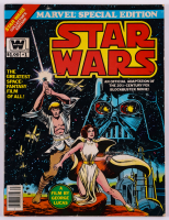 """Vintage 1977 """"Star Wars"""" Vol. 1 Issue #1 Marvel Special Edition Comic Book at PristineAuction.com"""