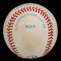 "Jesse Helms Signed OAL Baseball Inscribed ""U.S. Senate (R-NC)"" (Beckett COA) at PristineAuction.com"