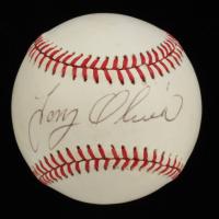 Tony Oliva Signed OAL Baseball (Beckett COA) (See Description) at PristineAuction.com