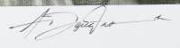 "Anthony Douglas Signed ""Mandalorian"" LE 12x18 Art Print (PA LOA) at PristineAuction.com"