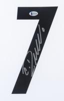 Cristiano Ronaldo Signed 36x44 Custom Framed Jersey Display (Beckett COA) at PristineAuction.com