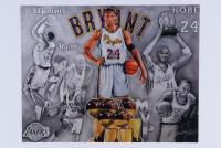 "Anthony Douglas Signed ""Kobe"" LE 12x18 Art Print (PA LOA) at PristineAuction.com"