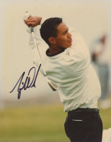 Tiger Woods Signed 8x10 Photo (JSA LOA) at PristineAuction.com