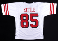 George Kittle Signed Jersey (Tennzone Sports COA) at PristineAuction.com