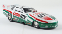 John Force Signed LE Castrol GTX Funny Car 1:24 Action Platinum Series Die Cast Car (Beckett COA) at PristineAuction.com