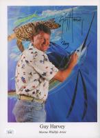 Guy Harvey Signed 8.5x11 Photo (JSA COA) at PristineAuction.com