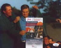 Zach Johnson Signed 8x10 Photo (JSA COA) (See Description) at PristineAuction.com