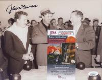 Jack Burke Signed 8x10 Photo (JSA COA) at PristineAuction.com